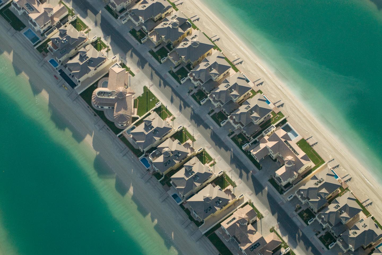 Dubai World Islands >> Aerial Landscapes - Alexander Heilner